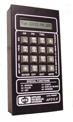 Ap21lv Timer Switch