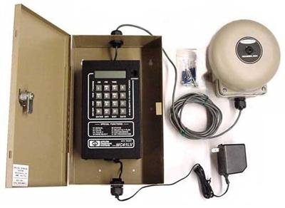 Mc41 Bp1 Employee Break Bell System
